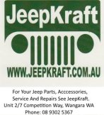 JeepKraft Logo.