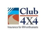 Club 4X4 Logo.