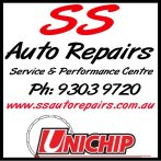 SS Auto Repairs.