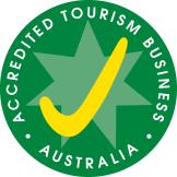 Accredited Tourism Business Australia.