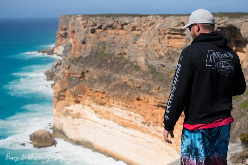 Baxter Cliff, Western Australia.