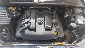Volkswagen Amarok V6 SportsLine MY17, Modified.