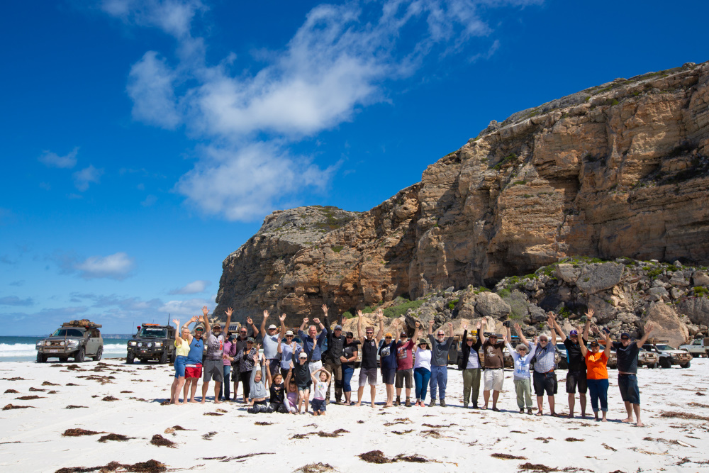 Tag-along tour with https://www.4-wheeling-in-western-australia.com/