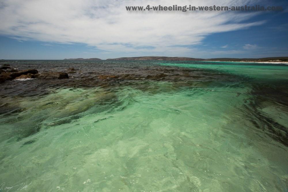Horse Beach, Western Australia.