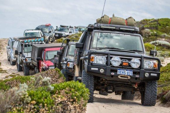 4WD Tag Along Tour.