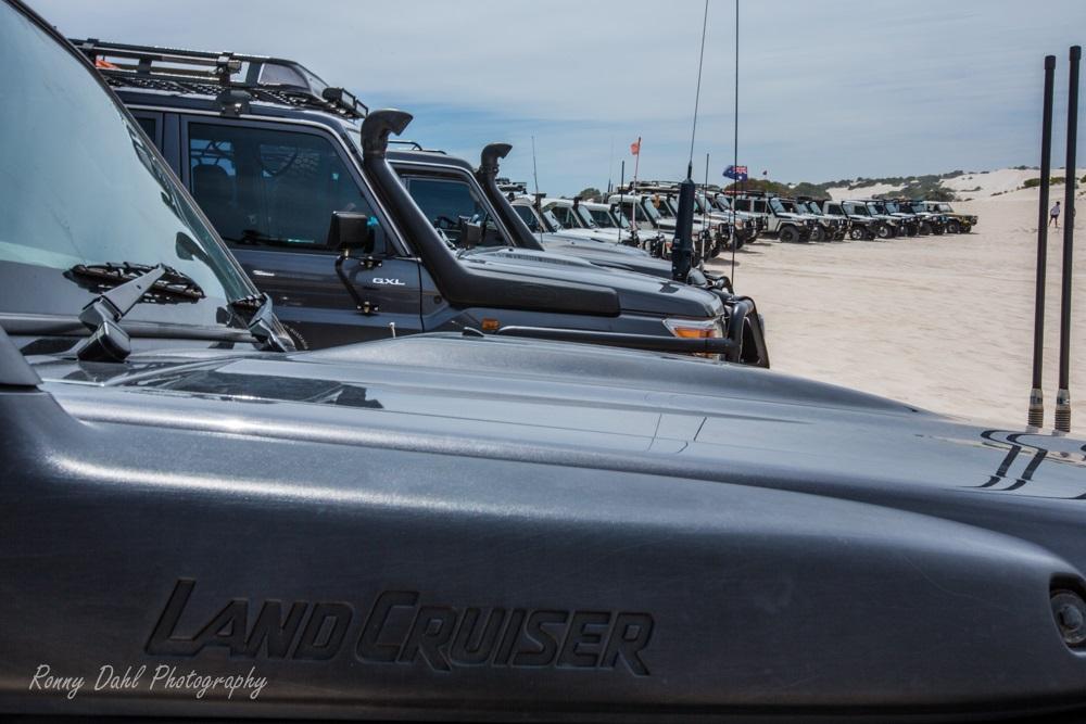 70 Series Land Cruisers.