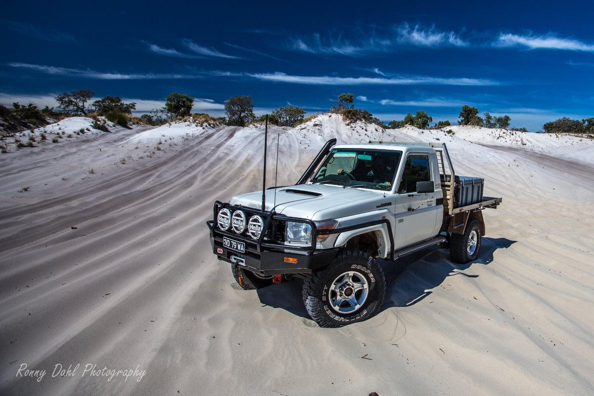 Truck Step Up >> Modified 79 series Landcruiser, Episode 4.
