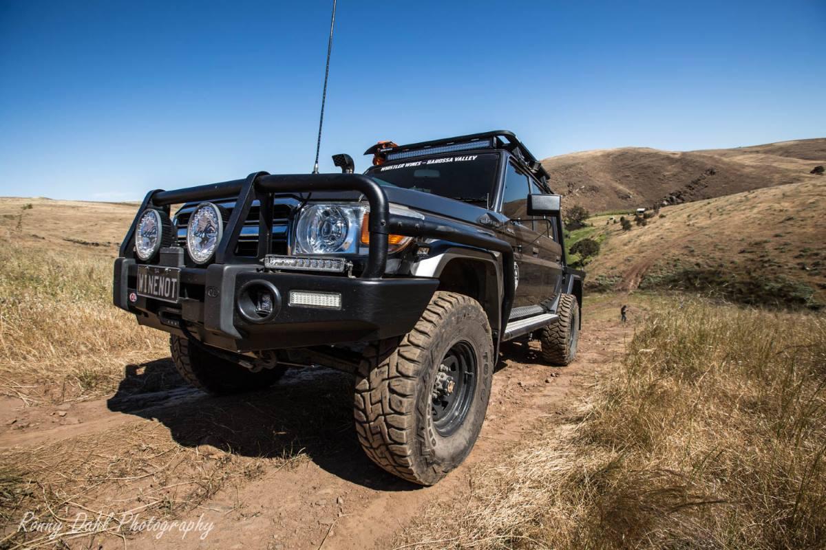 Toyota Landcruiser Modified