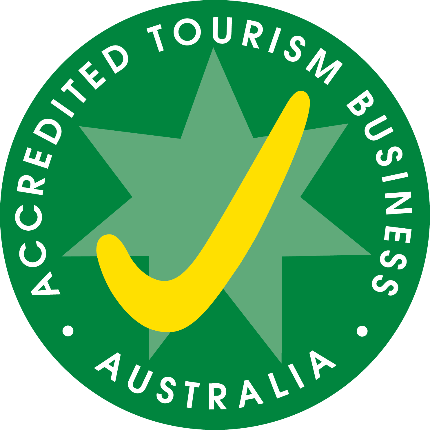 Accredited Tourism Business Australia.