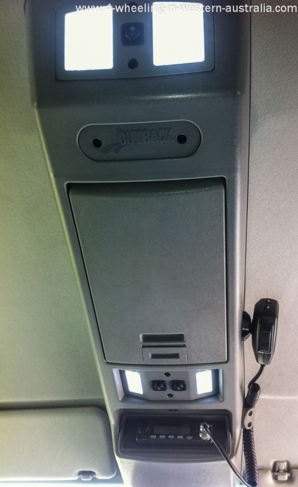 4wd Interior Or Cab Modifications