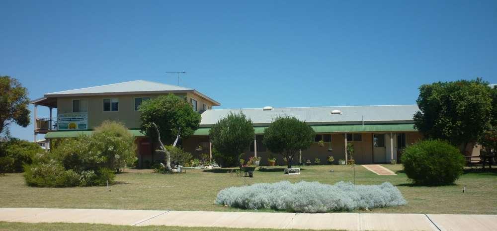 Cervantes Lodge, Western Australia.