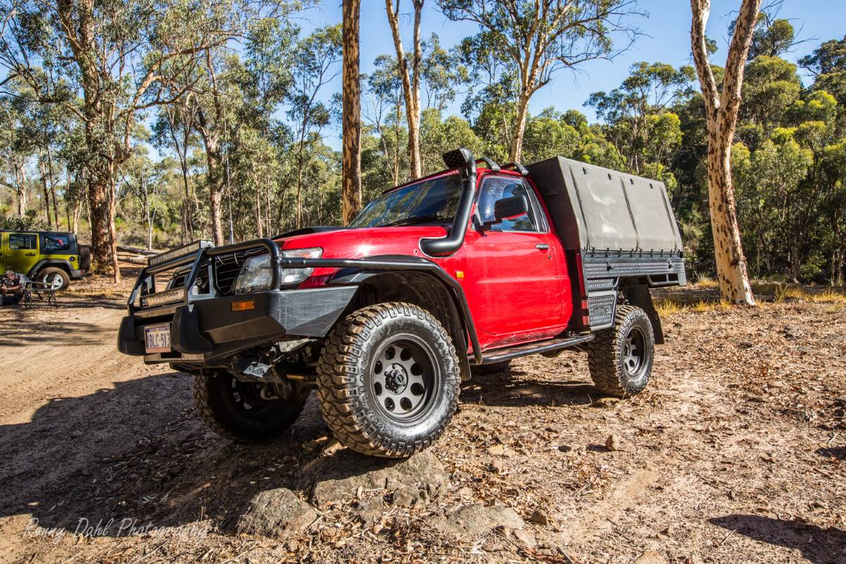 Modified 4x4 Trucks The Series