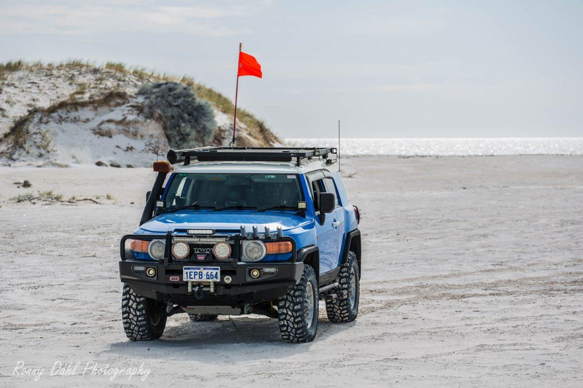 Toyota Fj Cruiser Modified