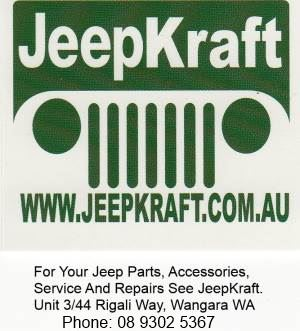 Jeepkraft Logo