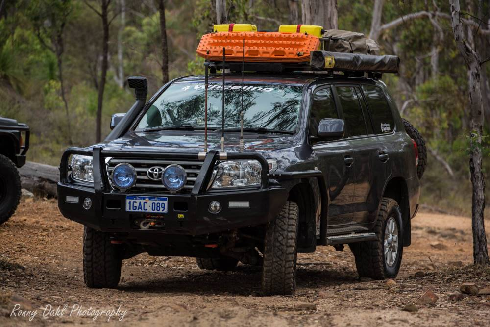 200 Series Landcruiser Modified