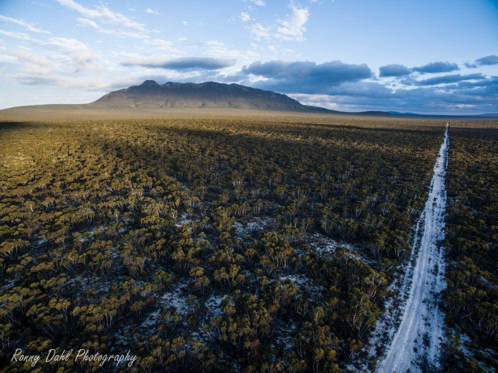 Mt. Ragged, Western Australia.