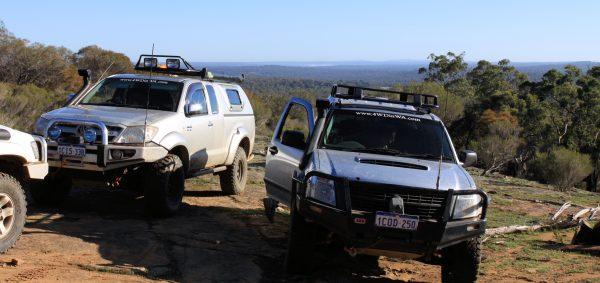 Observation Rock Mundaring.