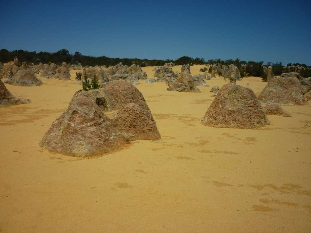 Pinnacle Desert, Western Australia.