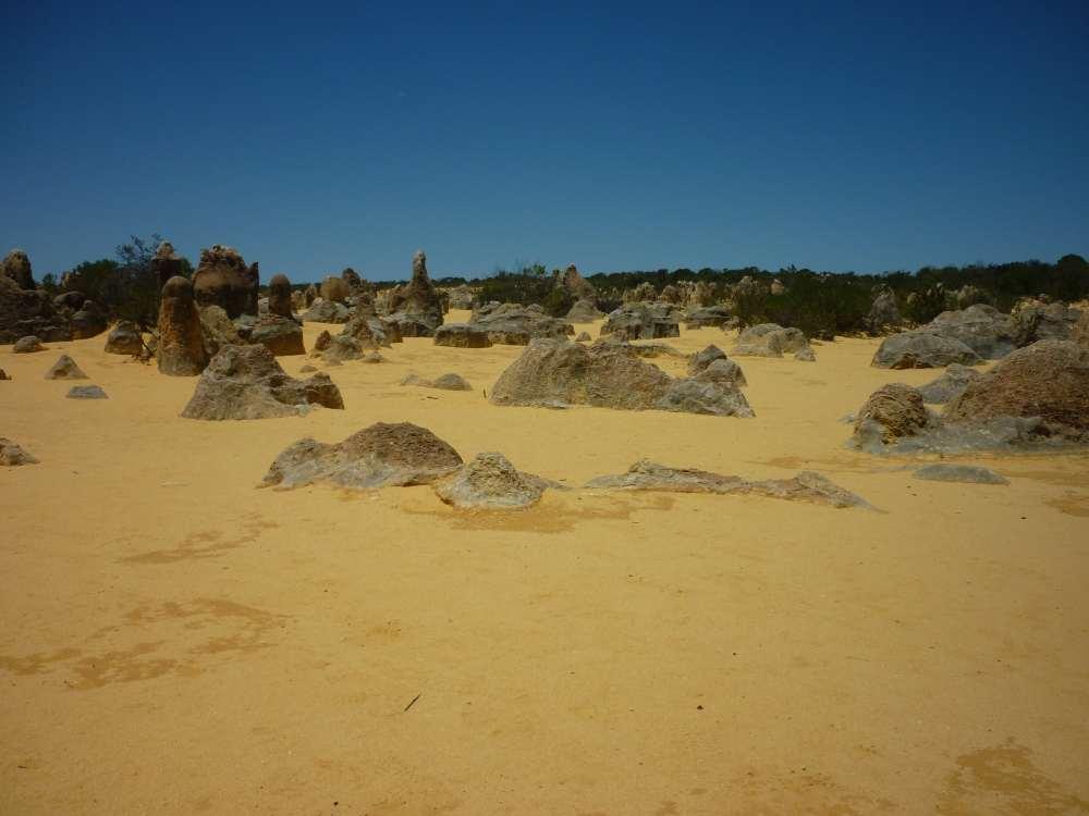 Pinnacle Desert. WA