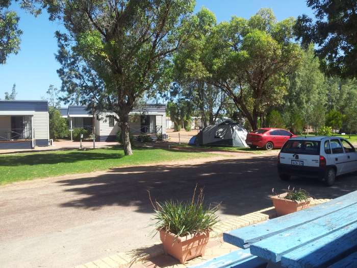 Pinnacles Caravan Park, Cervantes. Western Australia.