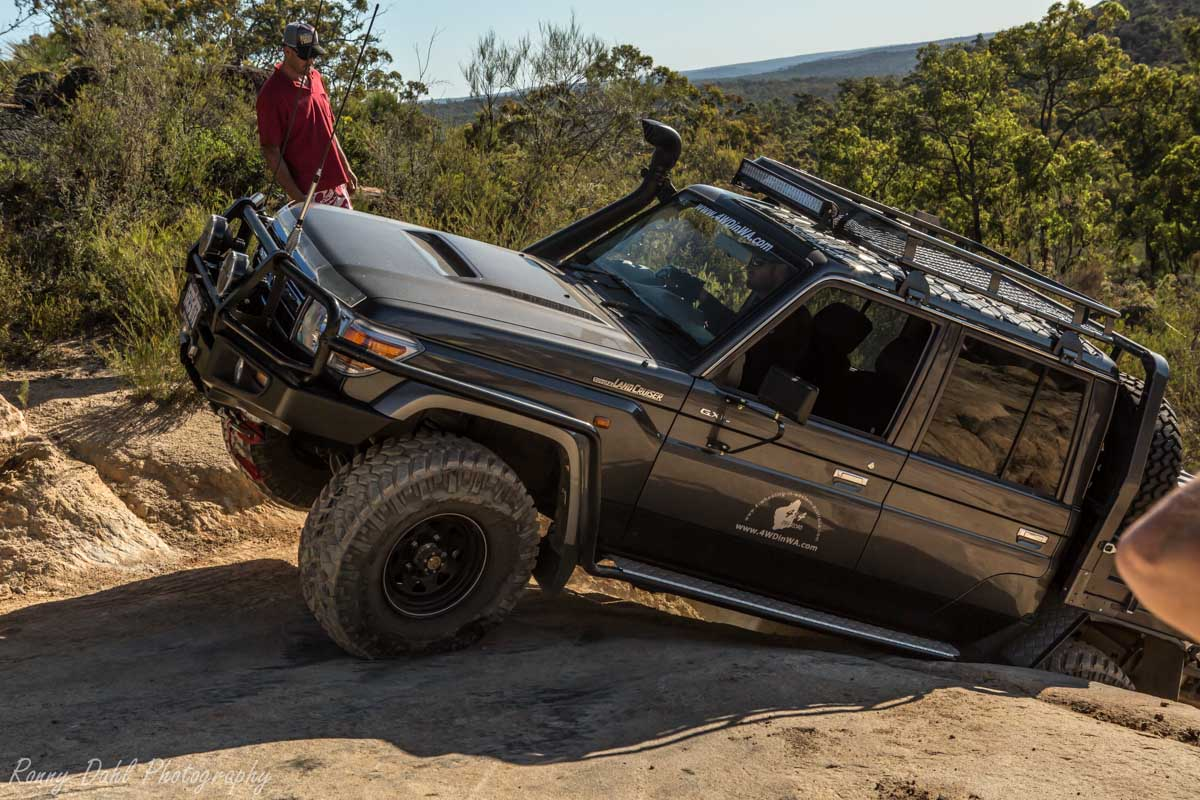 Land Cruiser Rock Crawling  _J9A0507