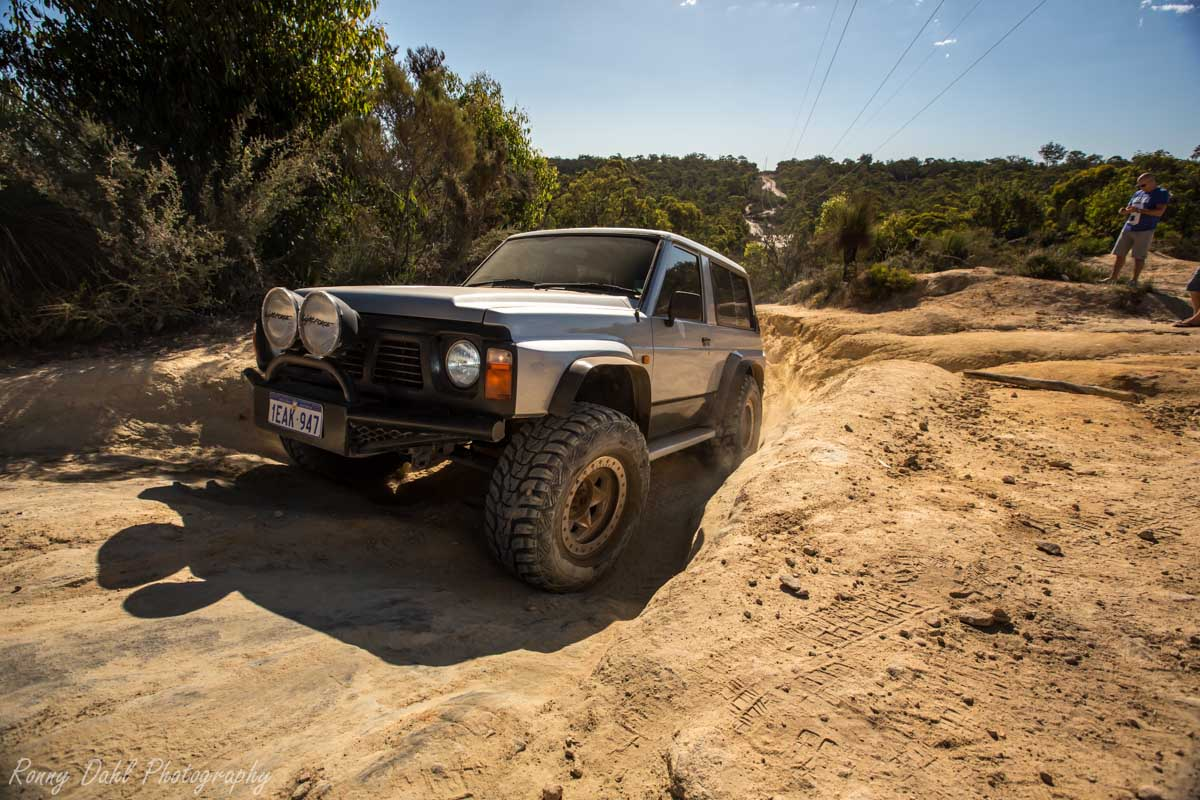 4 Wheeling @ The Power Line Track Perth _R2A9647