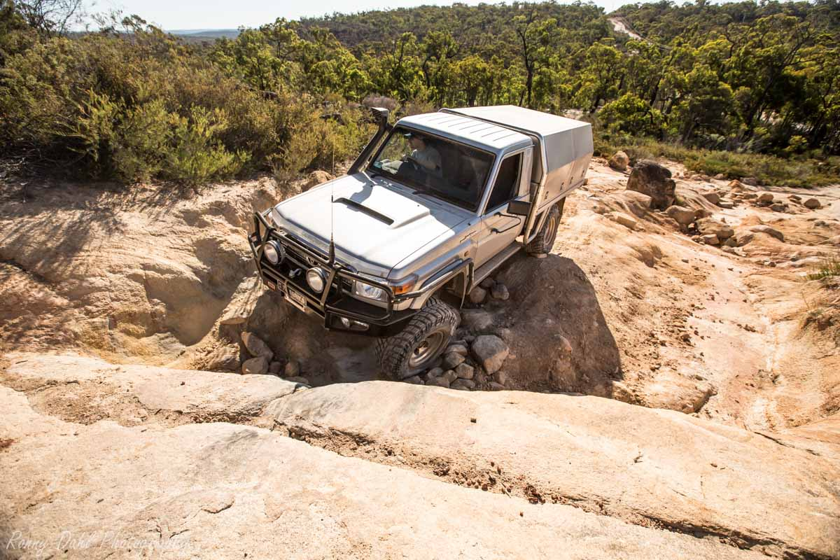 Land Cruiser Rock Crawling  _R2A9686