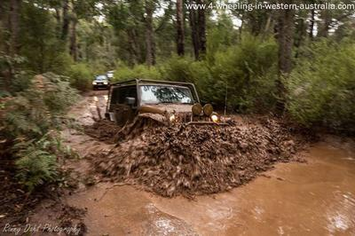 More mud in Mundaring