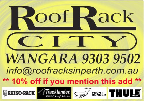 Roof Rack City Logo.