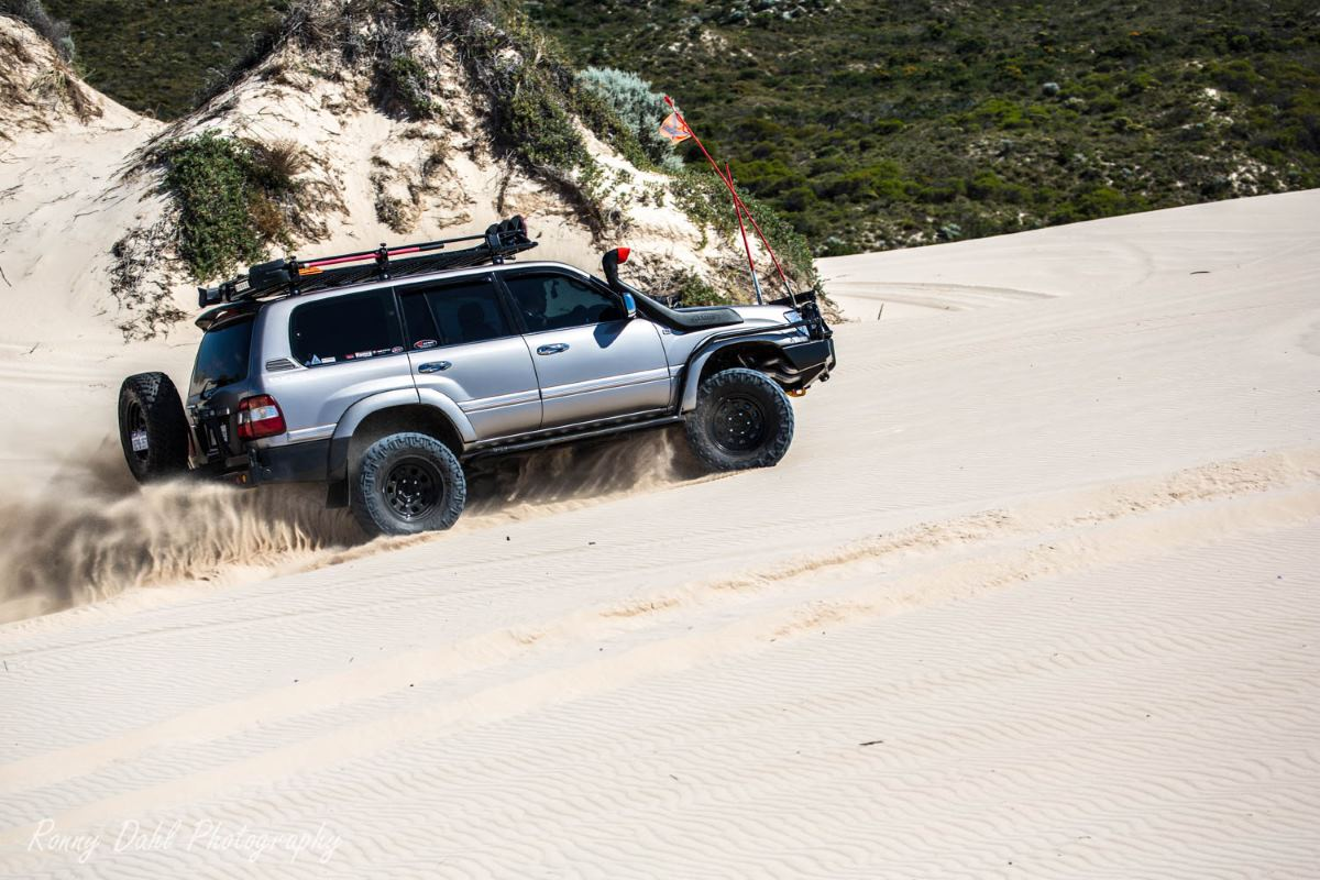 4X4 Off Road >> 100 Series Landcruiser, modified.