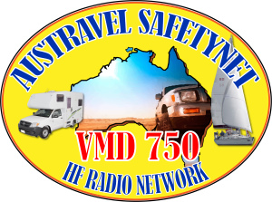 Austravel SafetyNet Logo.