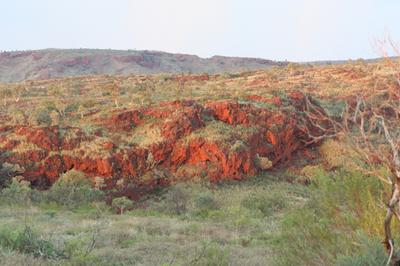 Red Gorge country ~ the Pilbara.