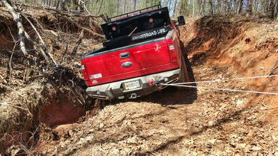 double winch pull #1