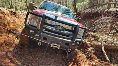double winch pull #2