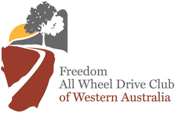 The Freedom All Wheel Drive Club Logo.