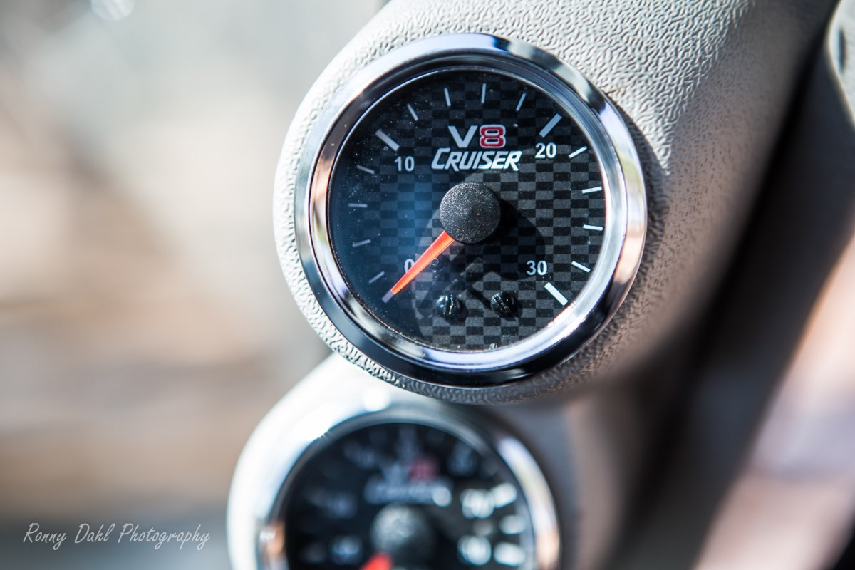 Boost and EGT Gauges