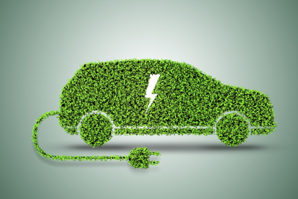 Electric vehicles don't use fuel.