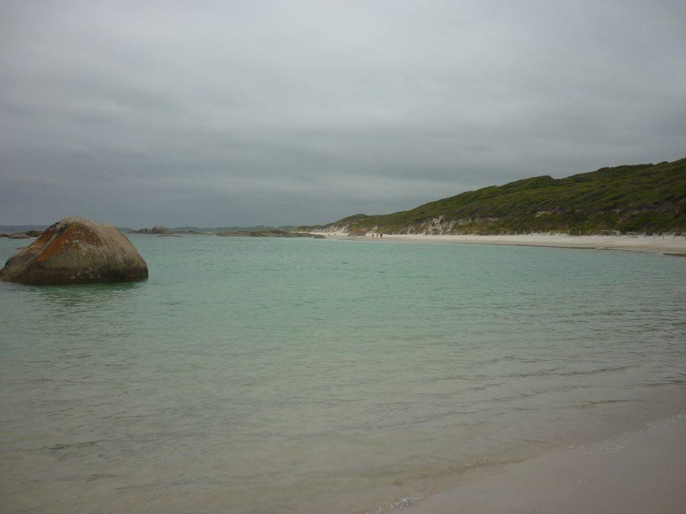 Greens Pool, Western Australia.