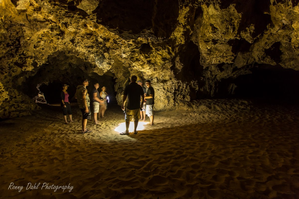 Stock Gully Caves, Western Australia.