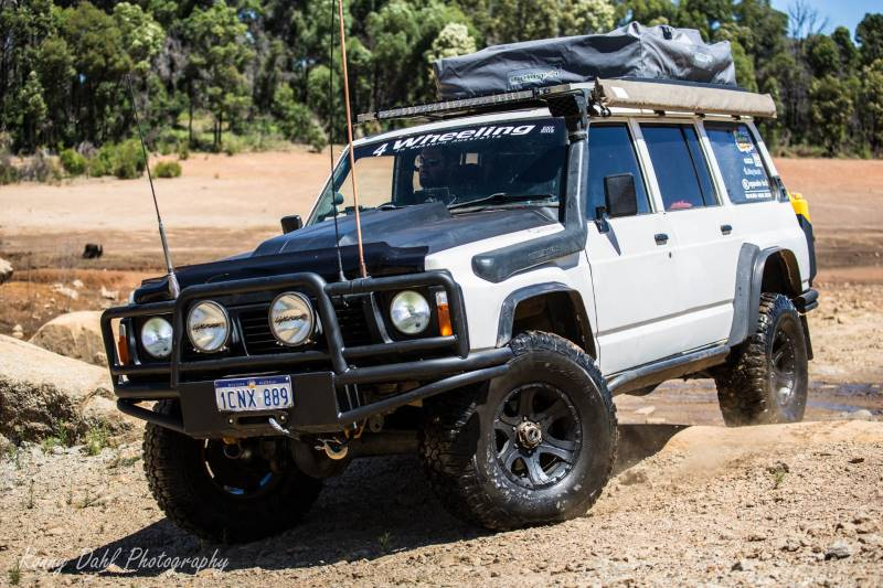 Gq Nissan Patrol Modified