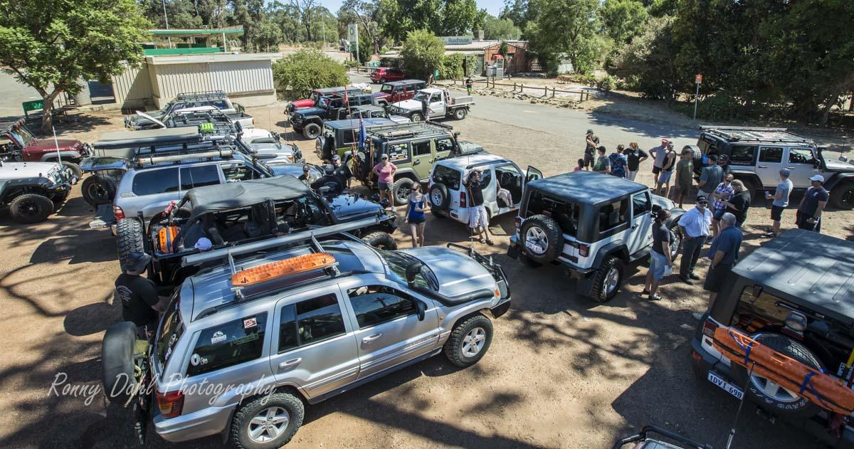 Jeep Kraft 4WD Fundraiser