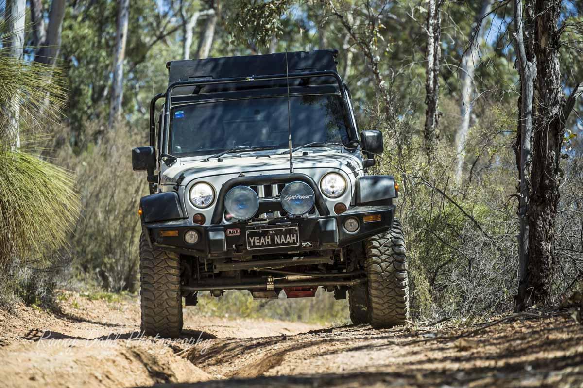 Jeep Wrangler.