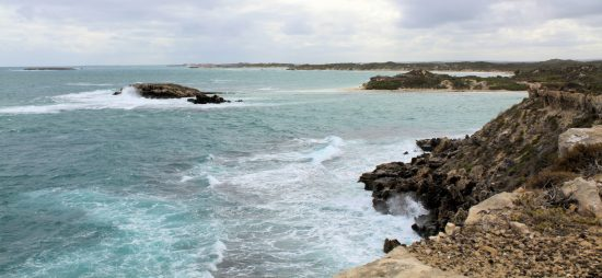 Jurien Bay marine park.