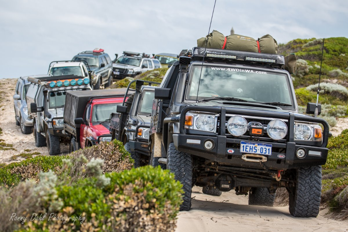 All Toyota Vehicles >> 4WD Tag-Along Tours.