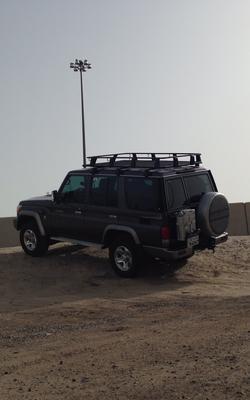 Land cruiser GXL wagon 2014