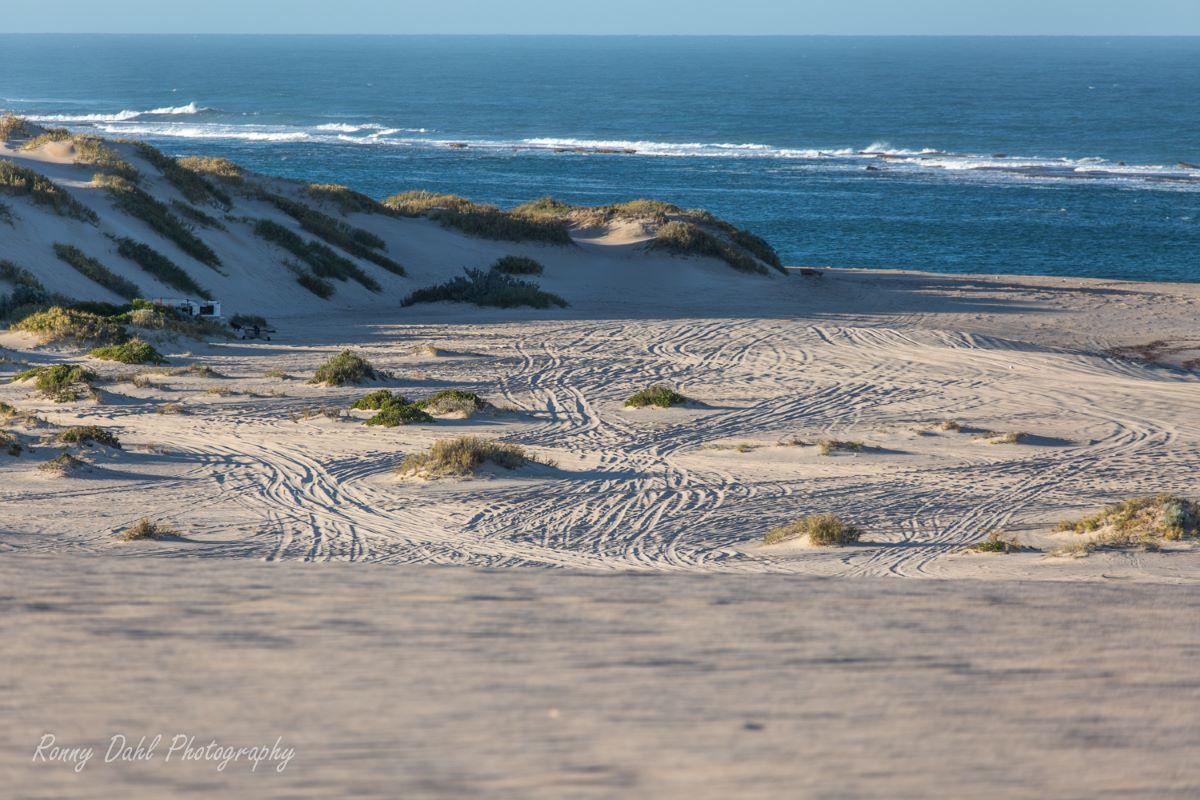 Lucky Bay near Kalbarri, Western Australia.