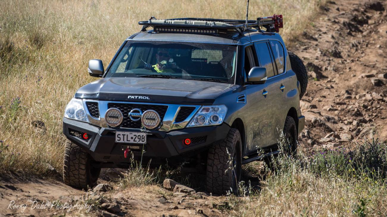 2014 Nissan Y62 Patrol Modified.