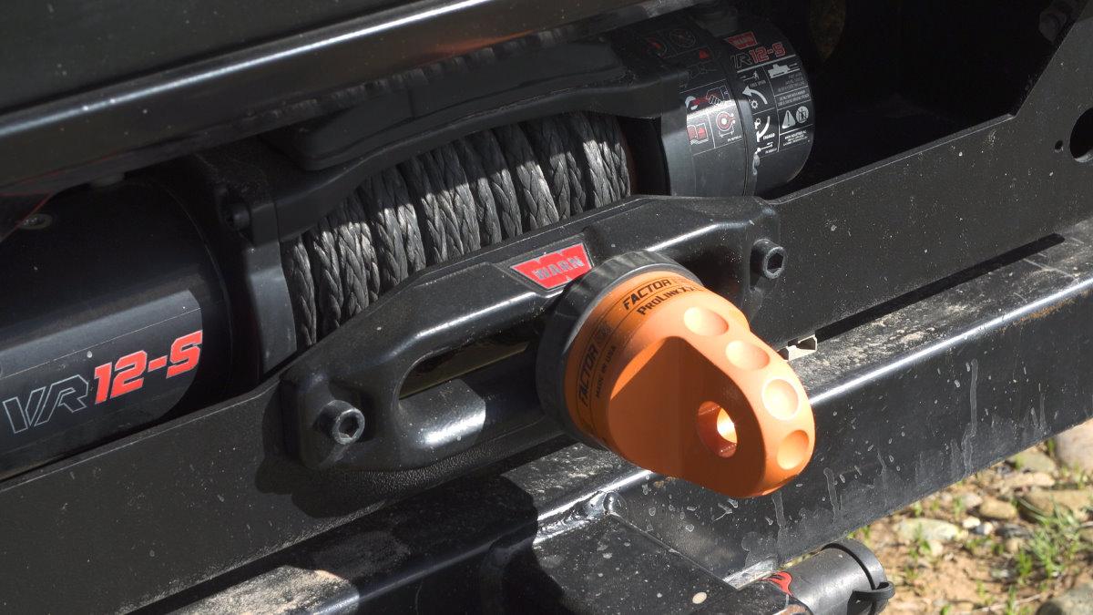 Dodge Ram 2500, Modified.
