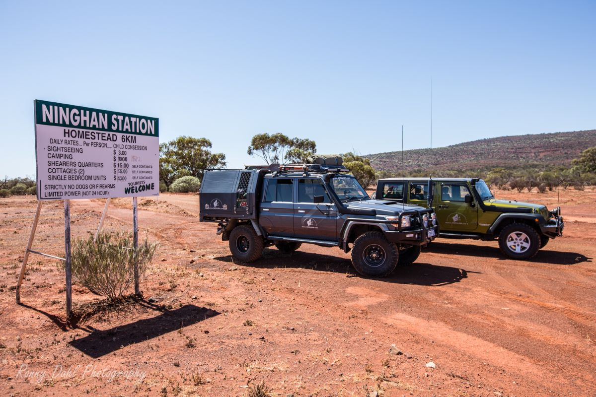 Ninghan Station, Western Australia.