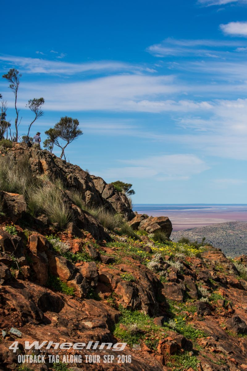 Mount Singleton, Ninghan Station, Western Australia.